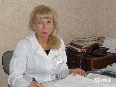 Татьяна Шебушева.